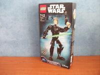 NEW AND SEALED LEGO STAR WARS LUKE SKYWALKER