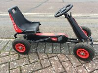 FORCE MAJEURE CHILDS PEDAL GO KART (FROM AGE 3- 6 YEARS APPROX.)