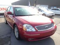 2007 Ford Five Hundred SEL Mississauga / Peel Region Toronto (GTA) Preview