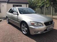 Lexus is200 sport 2002 auto