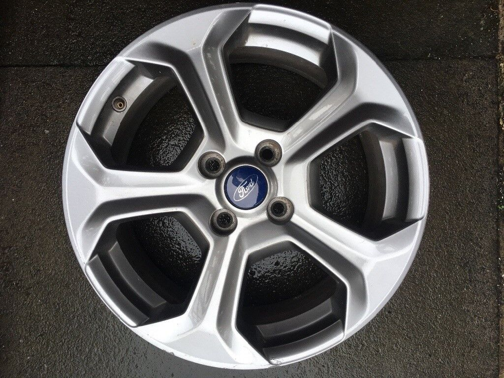 Used Ford Focus St For Sale >> Ford fiesta ST wheels!!! | in Kirkcaldy, Fife | Gumtree