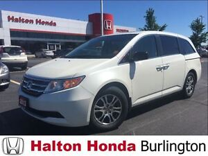 2013 Honda Odyssey EX-L / LEATHER / HEATED SEATS / REARVIEW CAME
