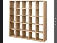 Expedit shelving 5x5