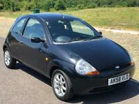 Ford KA 1.3 Zetec Climate 3dr, 1 OWNER SINCE NEW, 1 Year MOT, Recently Serviced, Warranted Miles