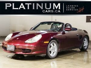 2004 Porsche Boxster CONVERTIBLE, LEATHER