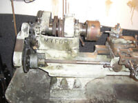 myford metal turning lathe 250v quater horse motor for sale