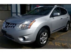 2013 Nissan Rogue S - **AWD, ACCIDENT FREE**
