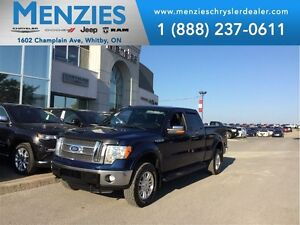 2011 Ford F-150 Lariat, Bluetooth, Sunroof, Clean Carproof