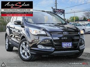 2013 Ford Escape ONLY 43K! **NAVIGATION PKG** CLEAN CARPROOF