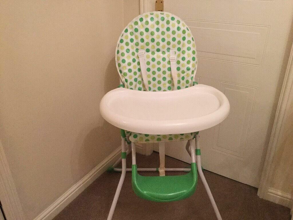 Bnib Highchair By Baby Start Argos In Beckenham London