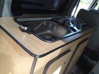 MAZDA BONGO/ELGRAND T4 T5 BRAND NEW HI SPEC HI QUALITY AND STYLISH KITCHENS SIDE REAR & REAR FITTED