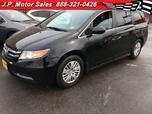 2015 Honda Odyssey LX, Automatic, Third Row Seating, Back Up Cam