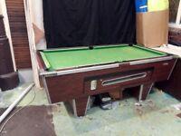 FREE Large pool table