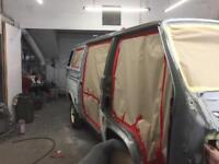 Accident repairs / mot failure / welding