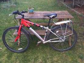 Raleigh bicycle, must go now!