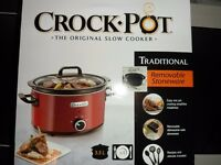 Crock- Pot Slow Cooker BNIB 3.5l