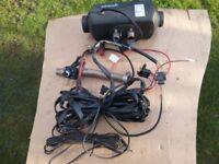 Eberspacher D2 Airtronic Diesel Heater