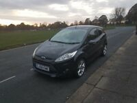 ford fiesta zetec s 1.6 3 door sports car
