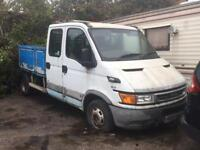 Iveco recovery truck spec lift spares repair