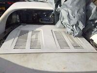 Toyota mr2 mk2 n/a engine lid in white