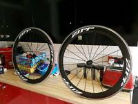 carbon wheelset zipp / Planet X AS NEW 10 speed Shimano collect my property /local station
