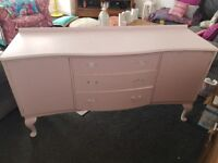 Very large sideboard. Great upcycle project