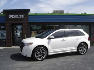 2014 Ford Edge Sport 3.7 LITRES