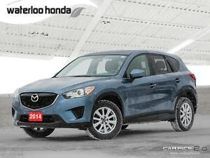 2014 Mazda CX-5 GX One Owner. A/C and More!