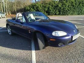 Mazda MX5 1.9 Nevada convertible