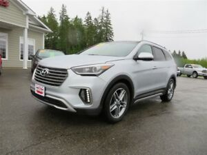 2017 Hyundai Santa Fe XL Limited AWD NAVIGATION