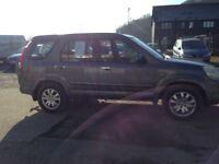 Honda CR-V exec diesel