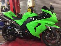 Kawasaki zx10r ninja.may take cheap p/x (honda yamaha suzuki triumph)