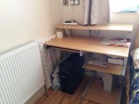 Computer desk - only £20.00