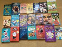 Children's books various