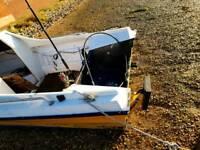 15ft fishing cabin boat