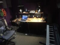 Music Studio Share Available