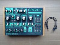 Erebus synth by Dreadbox