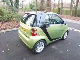 Smart fortwo 1.0 MHD Passion Softouch 2dr 2011, top of range