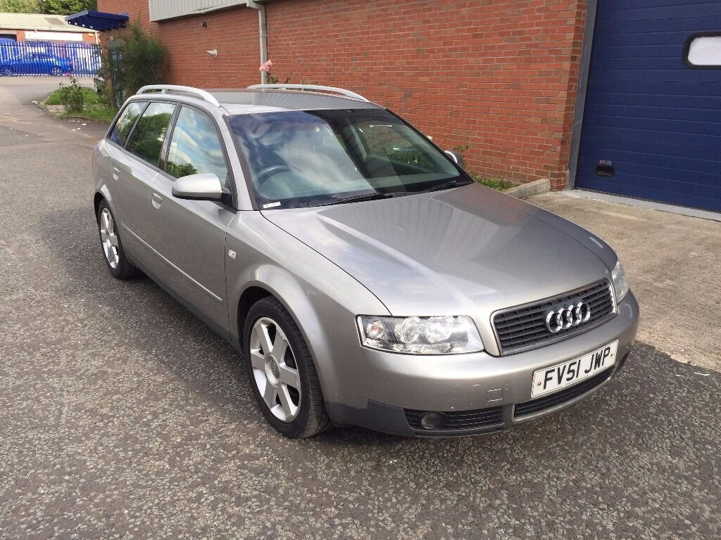 2002 audi a4 1 9 tdi se avant estate grey 2 keys. Black Bedroom Furniture Sets. Home Design Ideas