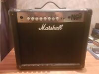 Electric guitar amplifier - Marshall MG 30FX