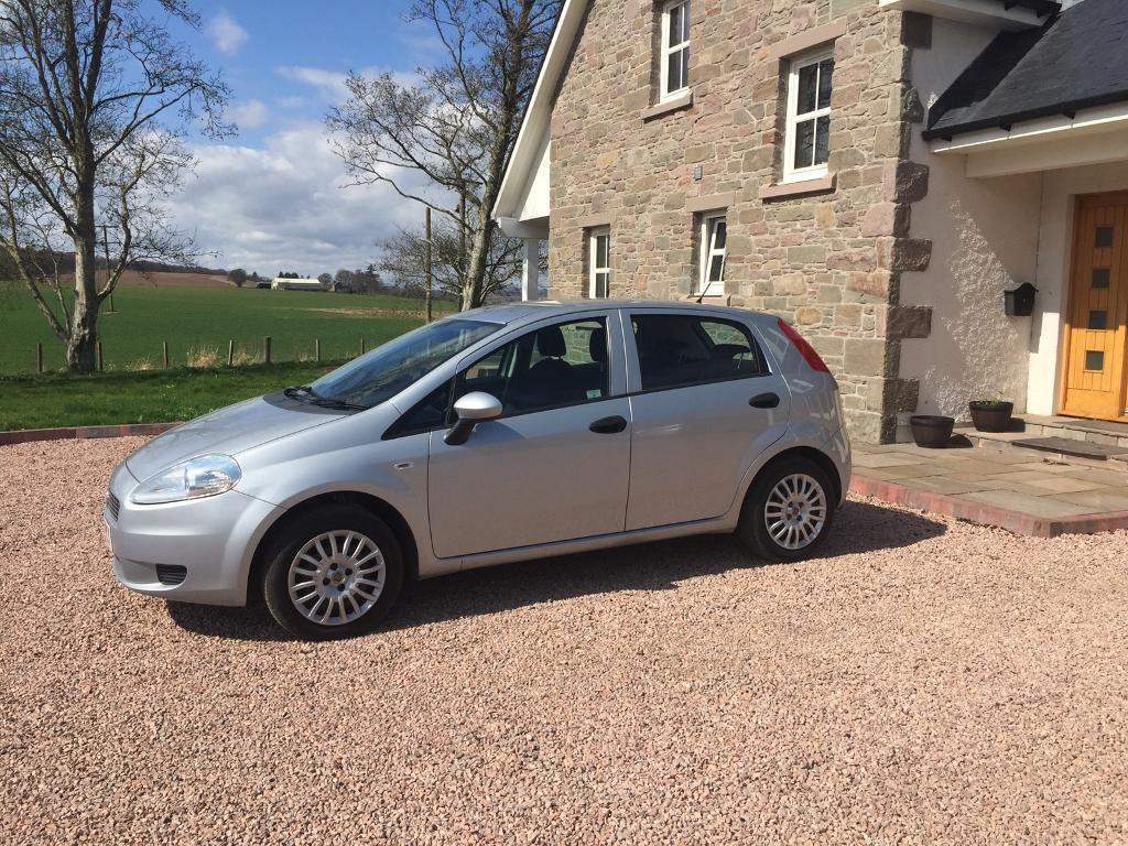 year cars trim gbt punto used sale uk fiat for co motors perth