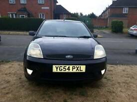 Ford fiesta 2004 1.4 petrol 5 speed 5 door