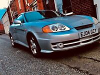 Hyundai Coupe SE 2.0 FULL leather interior, Excellent condition!!