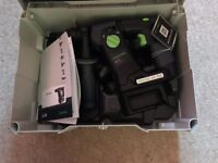 Festool BHC 18 SDS Plus Cordless Hammer Drill (Body Only)