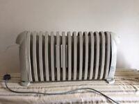 De longhi oil filled radiator