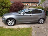 BMW 1 Series 2.0 116i SE 5dr plus Towbar, Sunroof & Roof Rack fittings