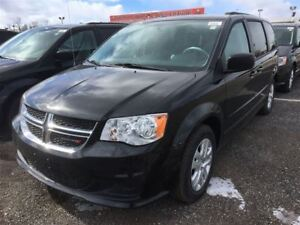 2017 Dodge Grand Caravan SXT   USED DEMO   SPECIAL CLEARANCE  