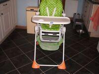 Chicco Folding Highchair