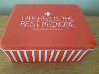 Happy Jackson Medicine Tin