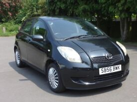 Toyota Yaris 1.0, not volkswagen nissan renault citroen ford audi fiesta focus cheap cars mini bmw